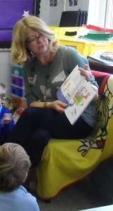jamie reading